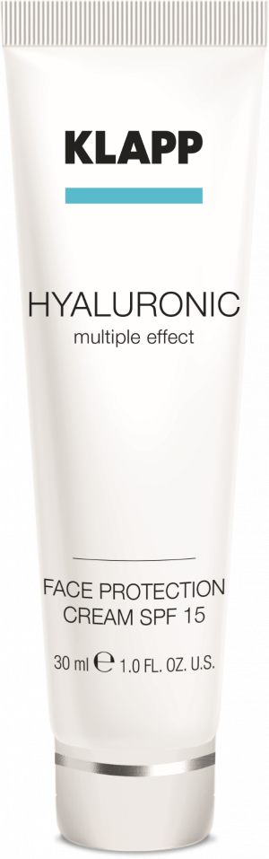 HYALURONIC FACE PROTECTIVE PROTECTIVE SPF15